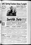 Spartan Daily, March 6, 1940 by San Jose State University, School of Journalism and Mass Communications