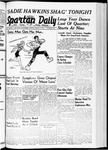Spartan Daily, March 8, 1940