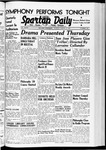 Spartan Daily, March 12, 1940