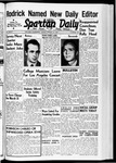 Spartan Daily, March 15, 1940 by San Jose State University, School of Journalism and Mass Communications