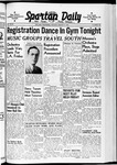 Spartan Daily, March 25, 1940 by San Jose State University, School of Journalism and Mass Communications