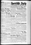 Spartan Daily, April 1, 1940 by San Jose State University, School of Journalism and Mass Communications