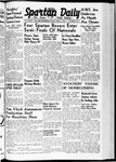 Spartan Daily, April 5, 1940 by San Jose State University, School of Journalism and Mass Communications