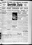 Spartan Daily, April 8, 1940 by San Jose State University, School of Journalism and Mass Communications