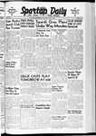 Spartan Daily, April 9, 1940 by San Jose State University, School of Journalism and Mass Communications