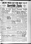 Spartan Daily, April 12, 1940 by San Jose State University, School of Journalism and Mass Communications