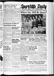 Spartan Daily, April 26, 1940 by San Jose State University, School of Journalism and Mass Communications
