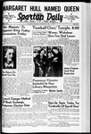 Spartan Daily, May 1, 1940 by San Jose State University, School of Journalism and Mass Communications