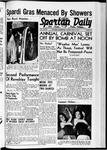 Spartan Daily, May 3, 1940 by San Jose State University, School of Journalism and Mass Communications