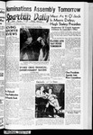 Spartan Daily, May 6, 1940 by San Jose State University, School of Journalism and Mass Communications