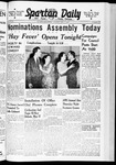 Spartan Daily, May 7, 1940 by San Jose State University, School of Journalism and Mass Communications