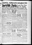 Spartan Daily, May 8, 1940