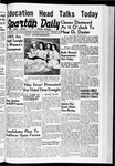 Spartan Daily, May 9, 1940 by San Jose State University, School of Journalism and Mass Communications