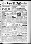 Spartan Daily, May 10, 1940 by San Jose State University, School of Journalism and Mass Communications