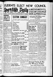 Spartan Daily, May 14, 1940 by San Jose State University, School of Journalism and Mass Communications