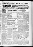Spartan Daily, May 14, 1940