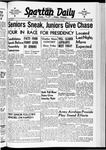 Spartan Daily, May 15, 1940 by San Jose State University, School of Journalism and Mass Communications