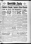 Spartan Daily, May 15, 1940