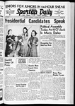 Spartan Daily, May 16, 1940 by San Jose State University, School of Journalism and Mass Communications
