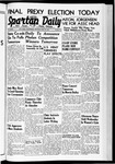 Spartan Daily, May 20, 1940 by San Jose State University, School of Journalism and Mass Communications