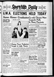 Spartan Daily, May 23, 1940 by San Jose State University, School of Journalism and Mass Communications
