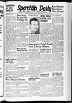 Spartan Daily, May 27, 1940 by San Jose State University, School of Journalism and Mass Communications