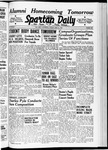 Spartan Daily, May 31, 1940 by San Jose State University, School of Journalism and Mass Communications