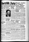 Spartan Daily, June 3, 1940