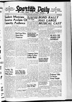 Spartan Daily, June 5, 1940 by San Jose State University, School of Journalism and Mass Communications