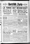 Spartan Daily, June 7, 1940 by San Jose State University, School of Journalism and Mass Communications