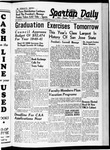 Spartan Daily, June 13, 1940 by San Jose State University, School of Journalism and Mass Communications