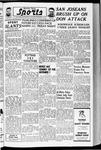 Spartan Daily, October 14, 1940