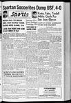 Spartan Daily, October 25, 1940