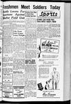 Spartan Daily, October 31, 1940