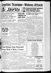 Spartan Daily, November 20, 1940
