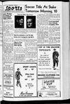 Spartan Daily, November 28, 1940