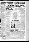 Spartan Daily, November 29, 1940