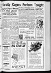 Spartan Daily, December 5, 1940