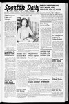 Spartan Daily, September 16, 1940 by San Jose State University, School of Journalism and Mass Communications