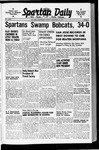 Spartan Daily, September 24, 1940 by San Jose State University, School of Journalism and Mass Communications