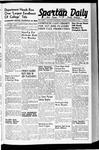 Spartan Daily, September 26, 1940