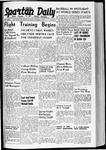 Spartan Daily, October 1, 1940