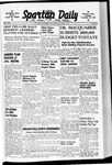 Spartan Daily, October 3, 1940 by San Jose State University, School of Journalism and Mass Communications