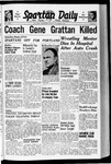 Spartan Daily, October 4, 1940