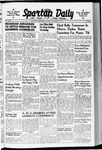 Spartan Daily, October 8, 1940 by San Jose State University, School of Journalism and Mass Communications