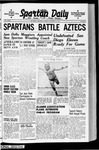 Spartan Daily, October 11, 1940 by San Jose State University, School of Journalism and Mass Communications