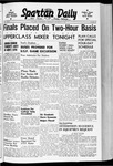 Spartan Daily, October 17, 1940