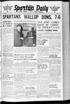 Spartan Daily, October 21, 1940 by San Jose State University, School of Journalism and Mass Communications