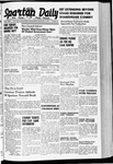Spartan Daily, October 23, 1940 by San Jose State University, School of Journalism and Mass Communications