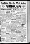 Spartan Daily, October 28, 1940